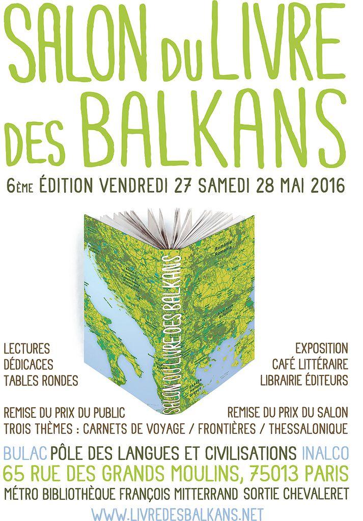 Salon du livre des balkans - Salon du livre des balkans ...